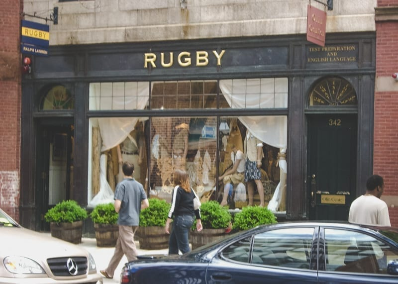 what happened to ralph lauren rugby?