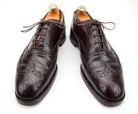 wingtips by alden secondhand