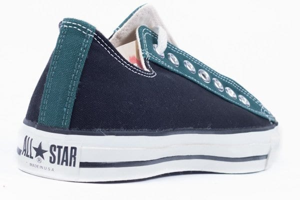 low top converse chuck taylor history