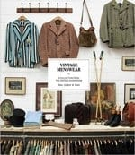 book about special vintage menswear designs