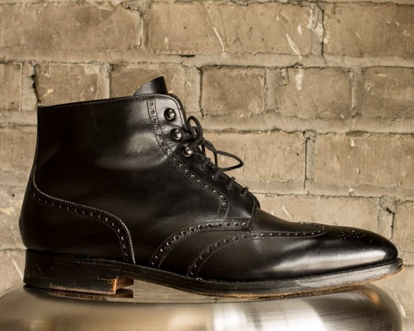 Gloster wingtip boot by John Lobb Paris