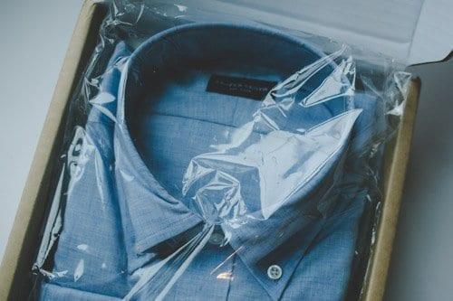 proper cloth unboxing