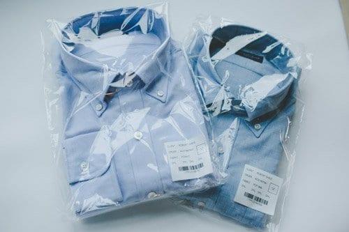 2 custom shirts by proper cloth