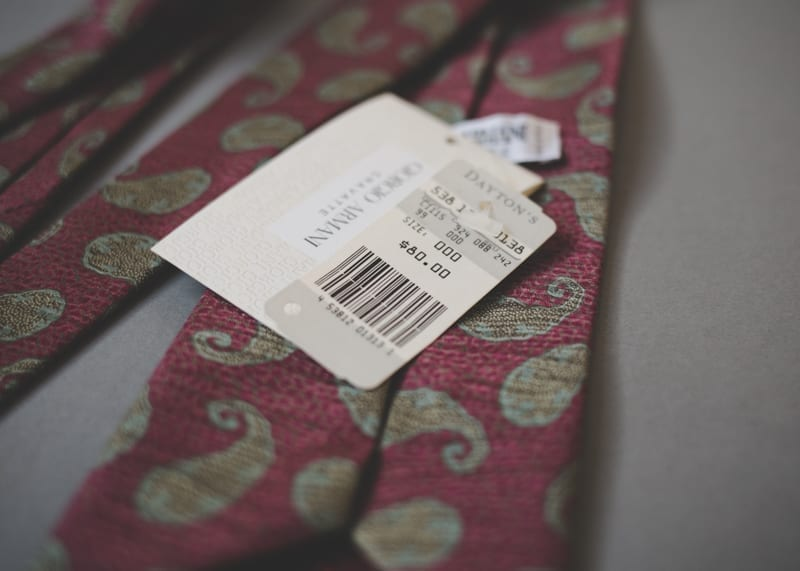 vintage clothing and new old stock