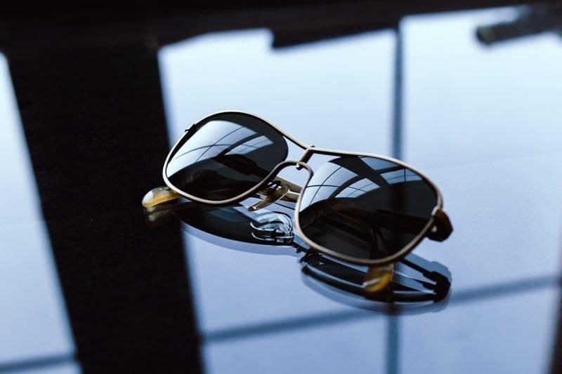 Aviator inspired Gaultier