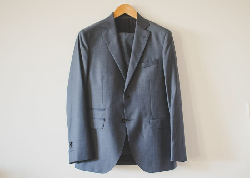Blue Men's Massimo Suit