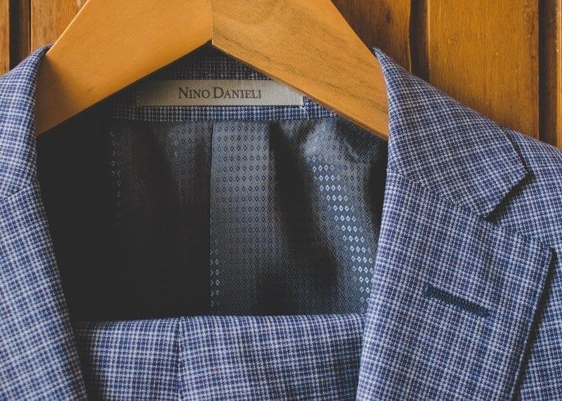 Nino Danieli Suit, Blue