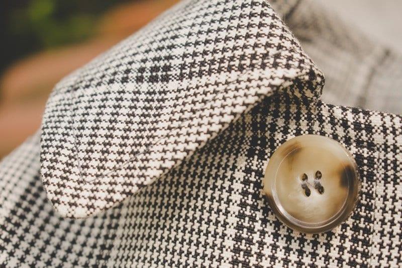 Collar, A.P.C. coat