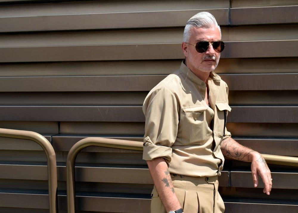 Military Looks at Pitti Uomo 94