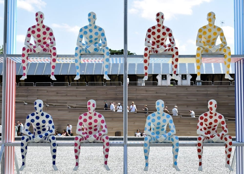 Polka Dots, Pitti Immagine Men