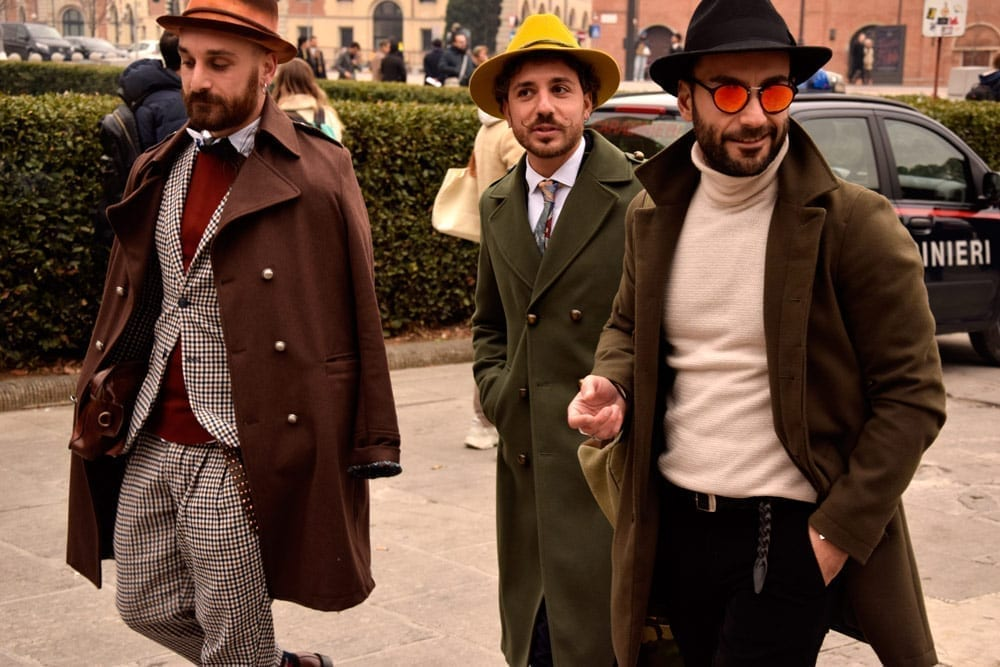 Menswear Trade Show, Pitti Uomo