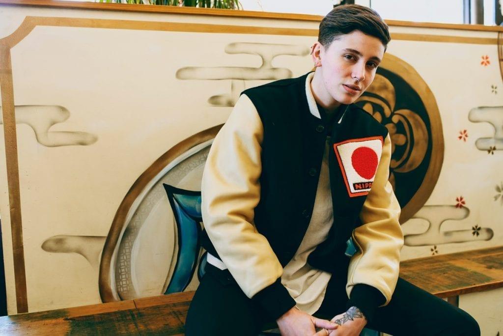 baseball jacket, ebbets field flannels, nippon