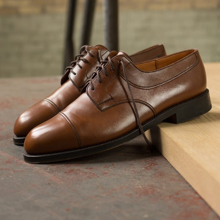 derby shoes from JM Weston