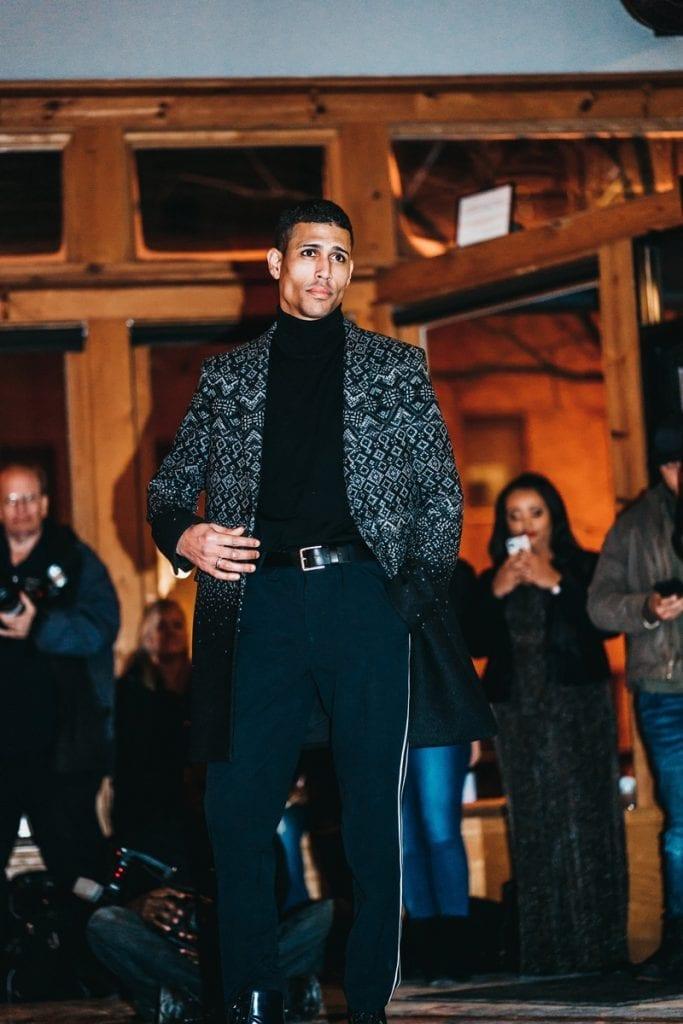 ademus coat, hugo boss