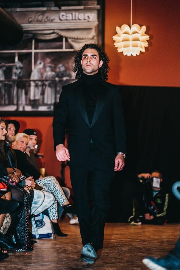 winter wear wellness, rochester fashion show