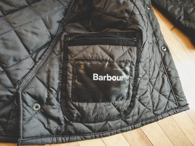 barbour liddesdale review