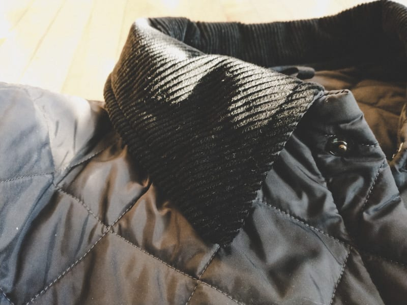 Review of the Barbour Liddesdale quilted jacket